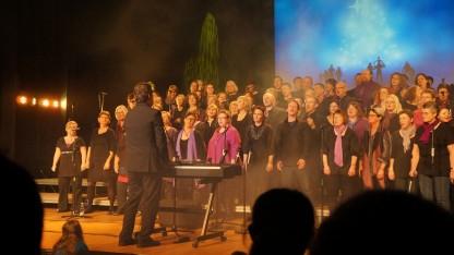 By Night med GospelOaks i Sct. Nicolai Kirke